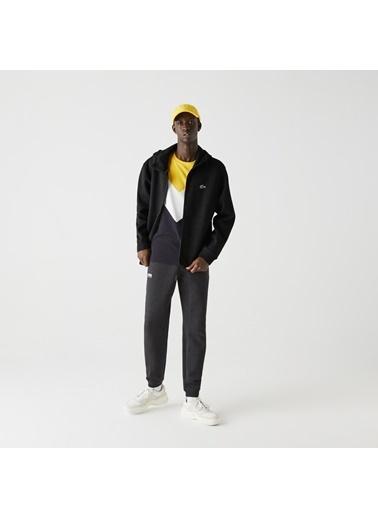Lacoste Erkek Fermuarlı Sweatshirt SH2192.EL6 Gri